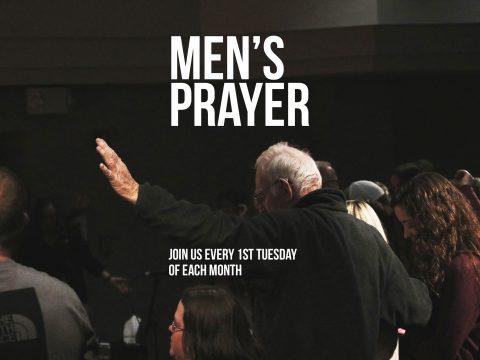 mens prayer mh church