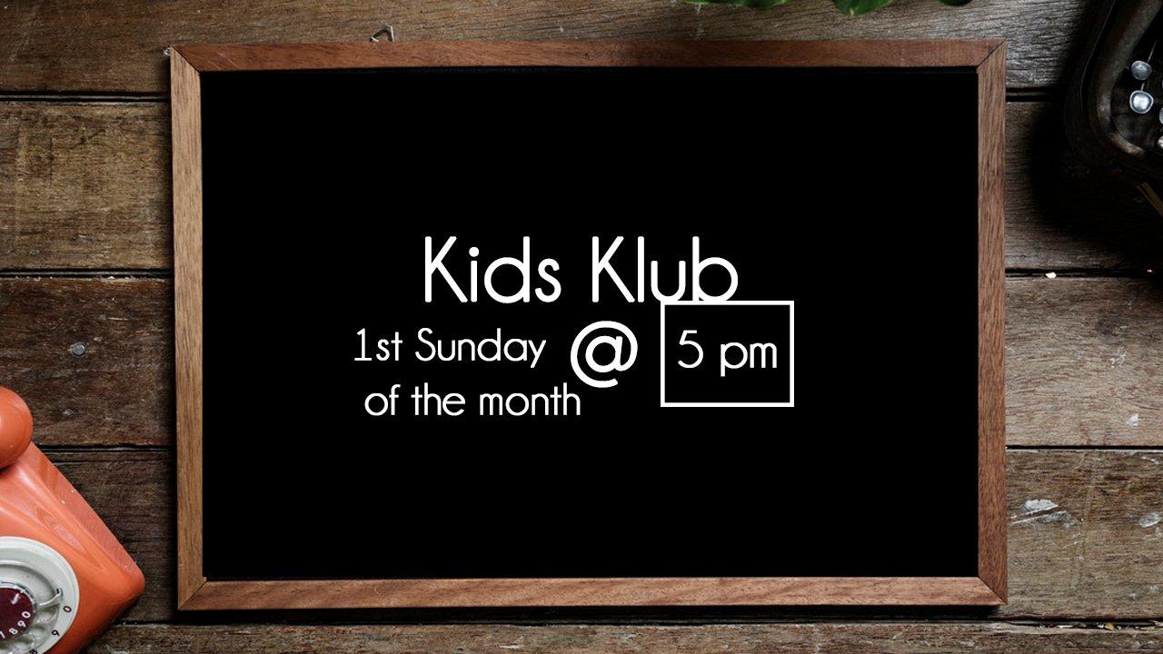 Kids Klub2wide