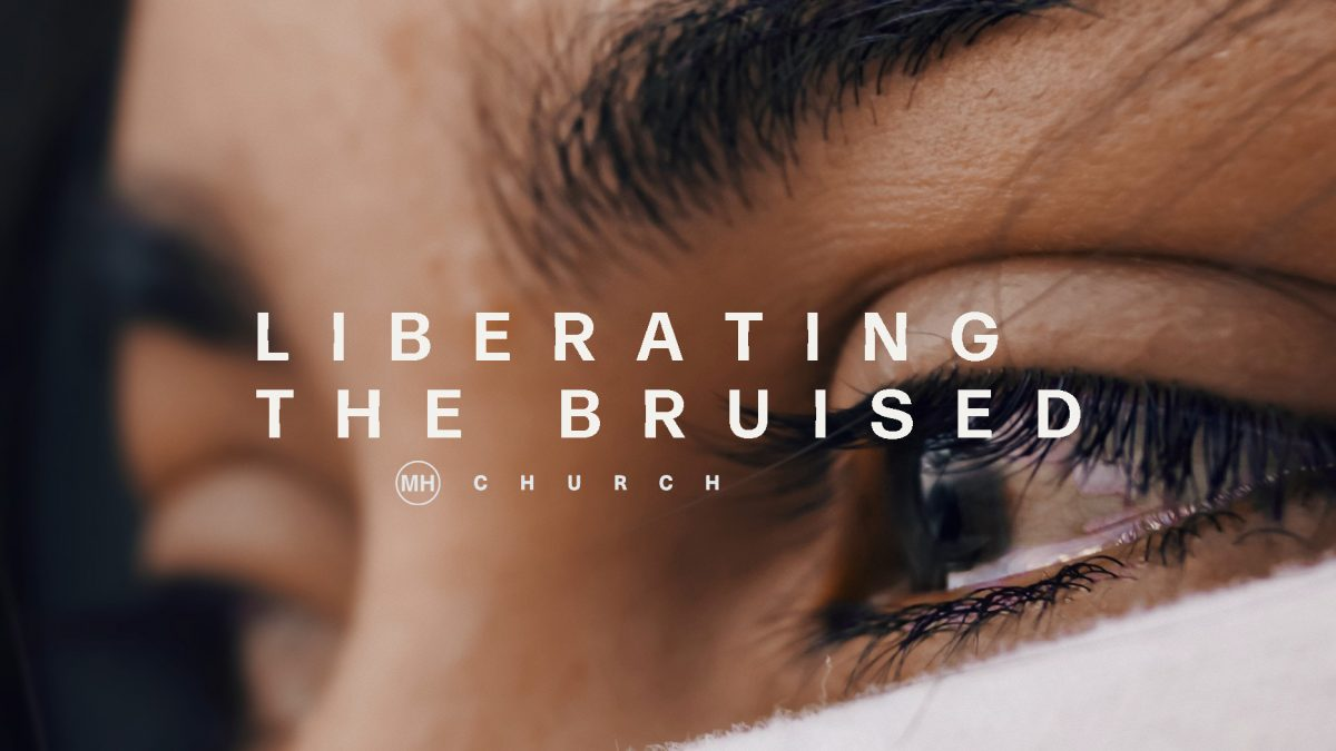 Liberating the bruised - Jason Craft - Pastor Messiahs House Church Amarillo Texas