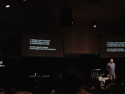 It's God's Will To Heal - Dr. Shane Hand - Messiah's House Church