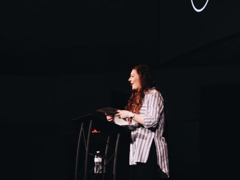Emily Dean, Messiah's House Student Pastor