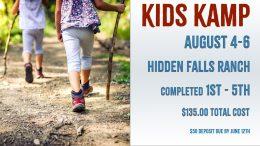 Kids Kamp MH Kids