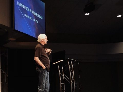 Pastor Rick Trafton Messiah's House Living With a Divided Heart