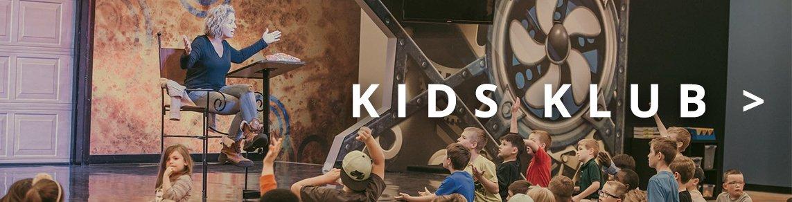 Kids Klub banner wide