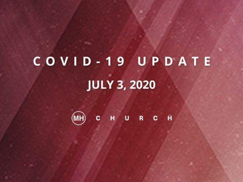 COVID-19 Update for church policy Messiah's House Church Amarillo non denominational church amarillo tx christian bible jesus