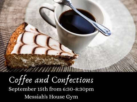 Coffee and confections women's event amarillo texas