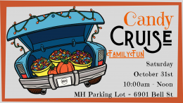 Candy Cruise Family Halloween Event Amarillo TX