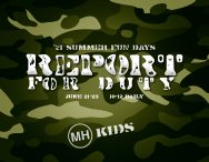 2021 Summer Fun Days - MH Kids - Vacation Bible School