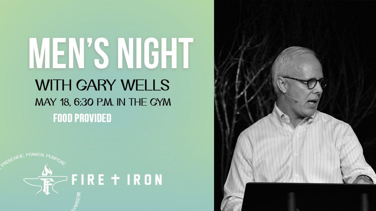 Men's Night with Gary Wells