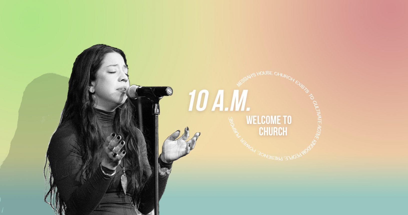 Church Amarillo, Livestream Church Online, Messiah's House Church, Amarillo Church