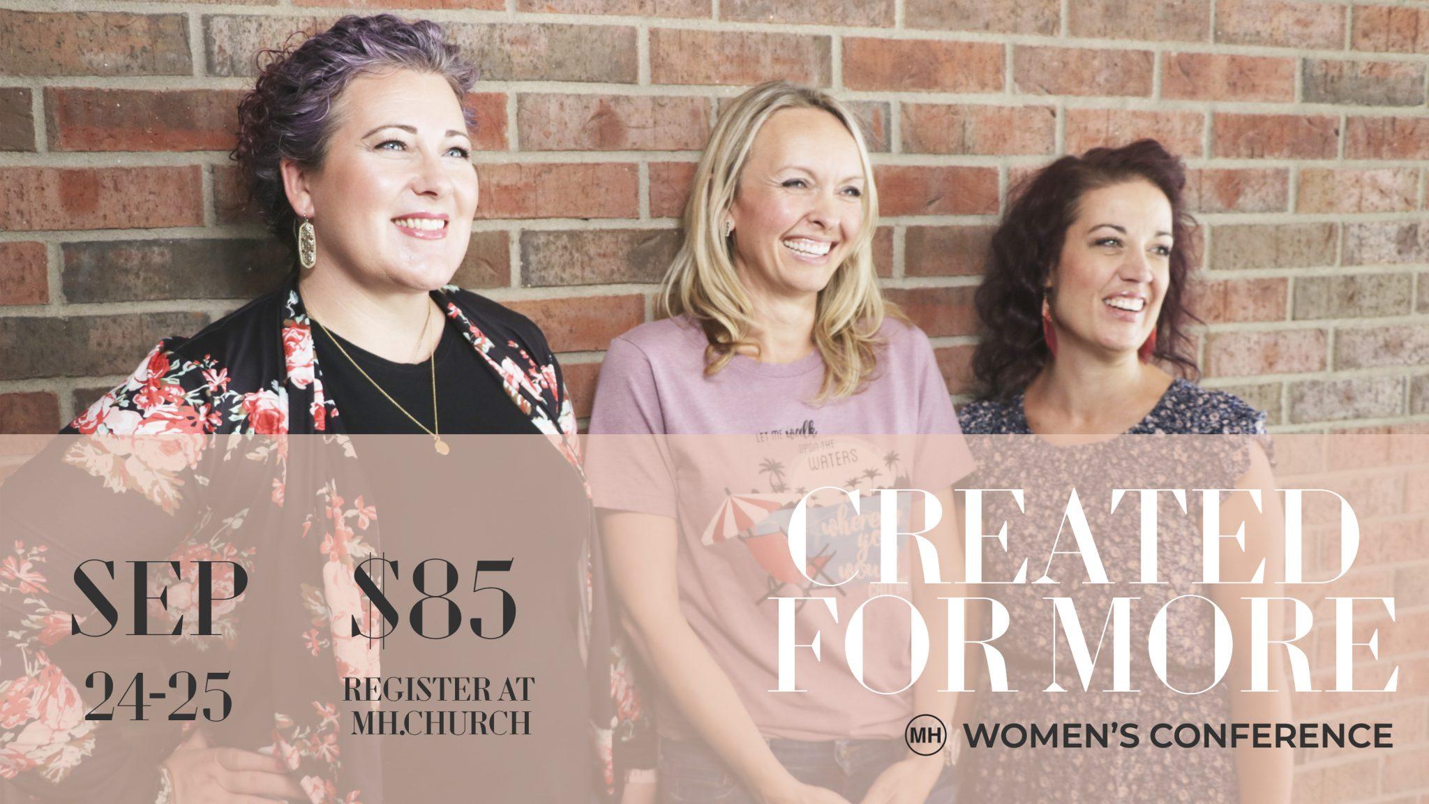 Women's Conference September 23-24, 2021 Amarillo Women Messiah's House Church